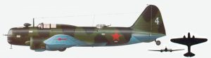 Рис.1. Самолет ДБ-3
