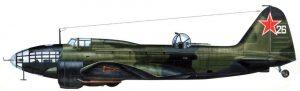 Рис.2. Самолет Ил-4 (ДБ-3Ф)